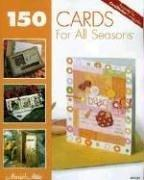 Cover of: 150 Cards for All Seasons | Vicki Blizzard