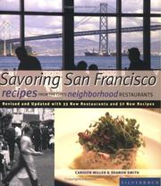Cover of: Savoring San Francisco