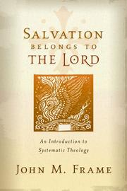 Cover of: Salvation Belongs to the Lord
