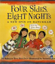 Cover of: Four sides, eight nights | Rebecca Tova Ben-Zvi