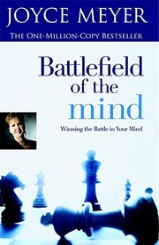 Cover of: Battlefield of the mind | Joyce Meyer