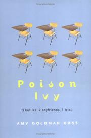 Cover of: Poison ivy