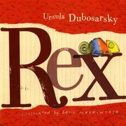 Cover of: Rex