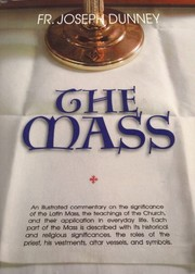 Cover of: The Mass | Joseph A. Dunney
