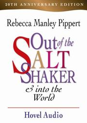 Cover of: Out of the Saltshaker