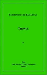 Cover of: Thongs | Carmenicita de Las Lunas