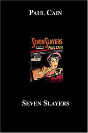 Cover of: Seven Slayers