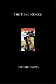 Cover of: The dead ringer