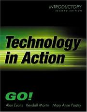 Cover of: Technology In Action- Introductory (2nd Edition) (Go Series for Microsoft Office 2003) | Alan Evans