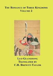Cover of: The Romance of Three Kingdoms, Vol. 2