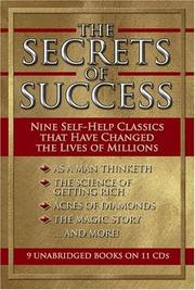Cover of: The Secrets of Success