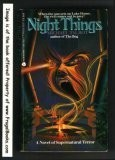 Cover of: Night Things