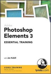Cover of: Photoshop Elements 3 Essential Training