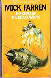 Cover of: Quest of the DNA Cowboys