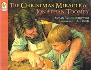 Cover of: The Christmas Miracle of Jonathan Toomey