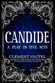 Cover of: Candide: A Play in Five Acts