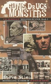 Cover of: Guns, Drugs, and Monsters, Book 2 | Steve Niles