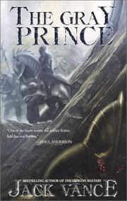 Cover of: The Gray Prince: A Science Fiction Novel