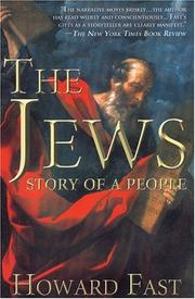 Cover of: The Jews: story of a people
