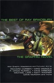 Cover of: The Best of Ray Bradbury: The Graphic Novel