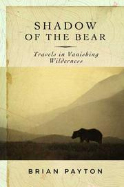 Cover of: Shadow of the bear