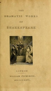 Plays (37) by William Shakespeare
