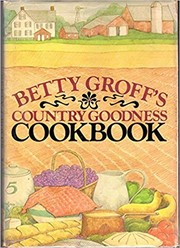 Cover of: Betty Groff