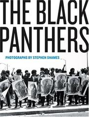 Cover of: The Black Panthers - Photographs by Stephen Shames
