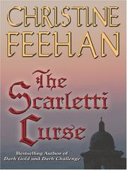 Cover of: The Scarletti curse