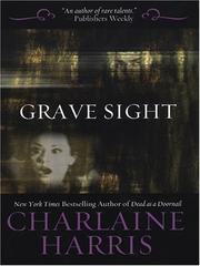 Cover of: Grave sight | Charlaine Harris