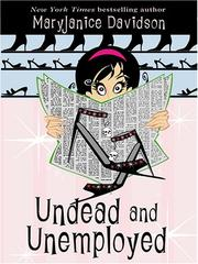 Cover of: Undead and unemployed