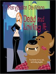 Cover of: Dead and loving it