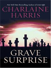 Cover of: Grave Surprise