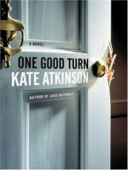 Cover of: One Good Turn | Kate Atkinson
