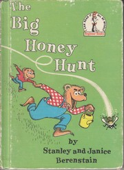 Cover of: The Big Honey Hunt | Stan Berenstain