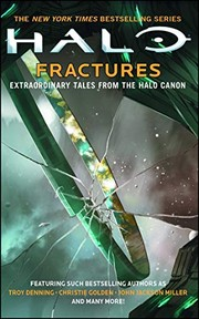 Cover of: HALO: Fractures: Extraordinary Tales from the Halo Canon (18)
