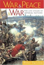Cover of: War and Peace and War | Peter Turchin