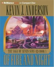 Cover of: Of Fire and Night
