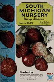 Cover of: South Michigan Nursery | South Michigan Nursery
