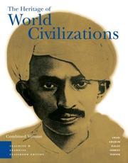Cover of: The heritage of world civilizations |