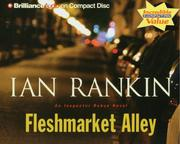 Cover of: Fleshmarket Alley (Inspector Rebus) | Ian Rankin