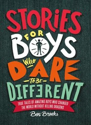 Cover of: Stories for boys who dare to be different
