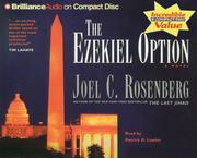 Cover of: Ezekiel Option, The | Joel C. Rosenberg