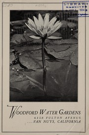 Cover of: Woodford Water Gardens | Woodford Water Gardens