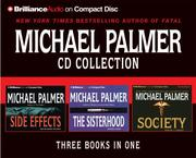 Cover of: Michael Palmer CD Collection