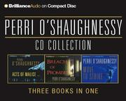 Cover of: Perri O'Shaughnessy CD Collection: Breach of Promise, Acts of Malice, Move to Strike (Nina Reilly)