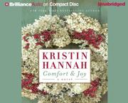 Cover of: Comfort and Joy (Hannah, Kristin)