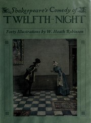 Cover of: Shakespeare's comedy of Twelfth night | William Shakespeare