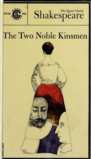 Cover of: The two noble kinsmen | John Fletcher