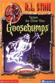 Cover of: Goosebumps: ten spooky stories